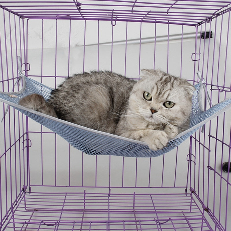 Cat Hammock Comfortable Hanging Bed Breathable