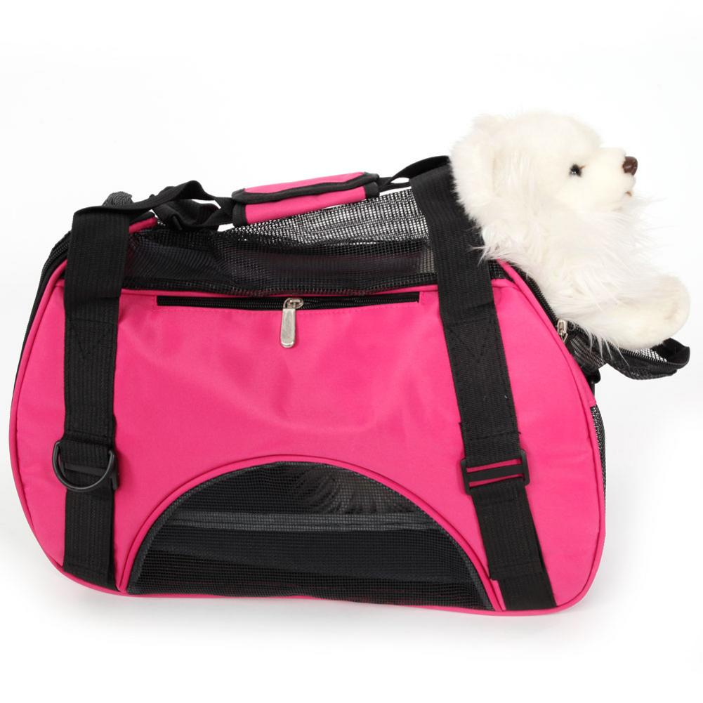 1 Pc Rose Portable Breathable Waterproof Pet Handbag