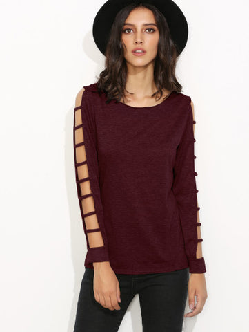 Giana Ladder Tee