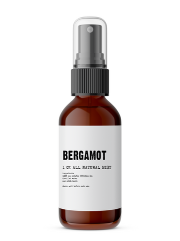 Bergamot - All Natural Body Mist - Lunar Manic