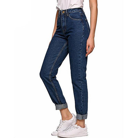 Kim High-Waisted Jeans (2 Colors)