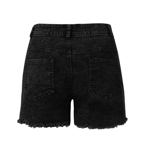 Lil Mami Jean Short (4 Colors)