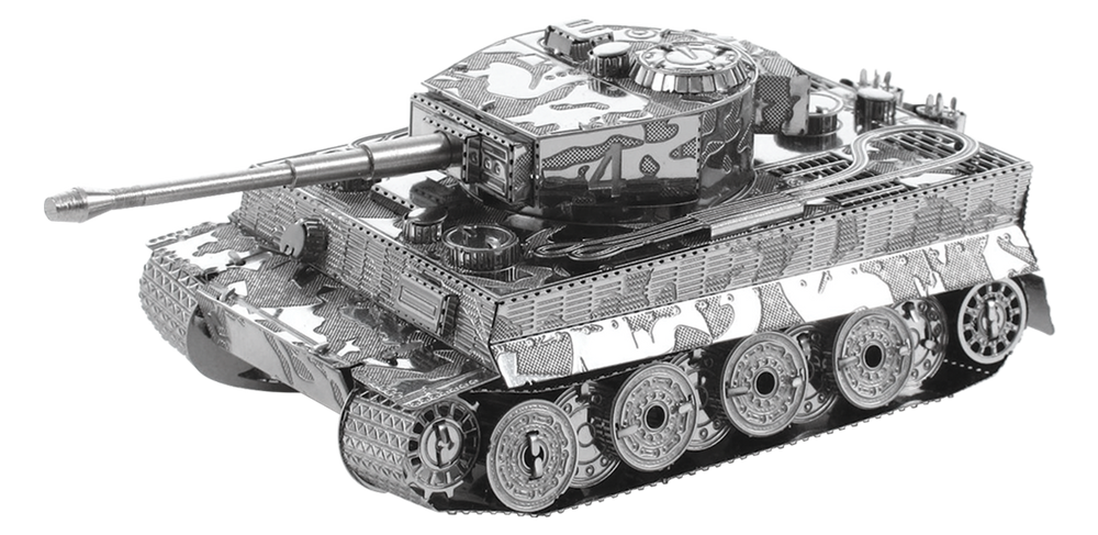 Metal Earth Tiger 1 Tank