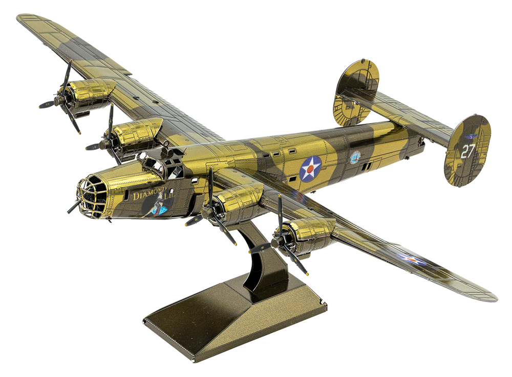 Metal Earth B-24 Liberator