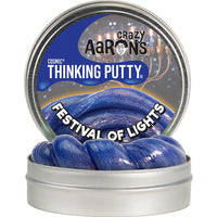 "Festival of Lights Putty 4"" Tin"