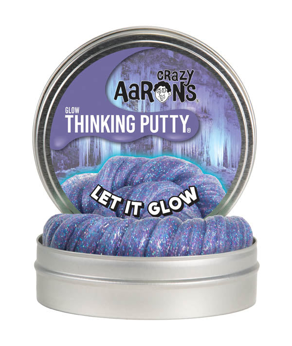 Limited Edition WINTER LET IT GLOW THINKING PUTTY