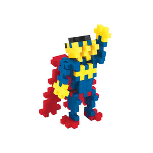 PLUS PLUS Mini Maker Tube - Superhero