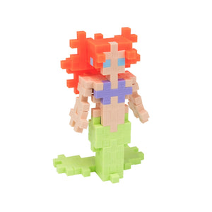 PLUS PLUS Mini Maker Tube - Mermaid