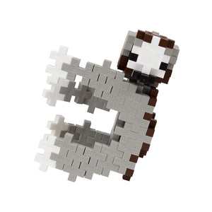 PLUS PLUS Mini Maker Tube - Sloth