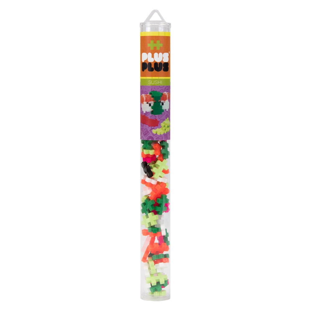 PLUS PLUS Mini Maker Food Tube - Sushi