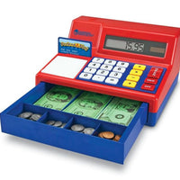 Pretend & Play® Calculator Cash Reg