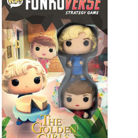 Funkoverse Strategy Game: The Golden Girls 2 Pack