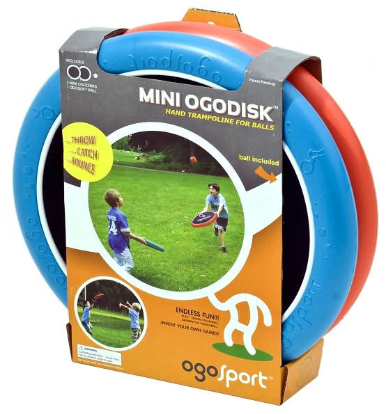 Ogodisk - Mini 2 Disk Set