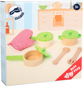 Cook's set for Children's Play Kitchen