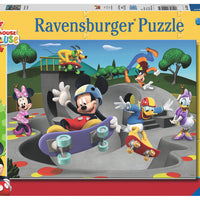 Disney's Mickey and Friends At the Skate Park 100pc