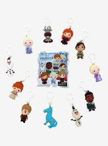 Frozen 2 Plush Bag Clip
