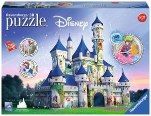 Disney 3D Castle 216pc