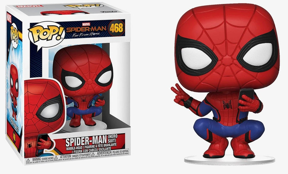 Spider-Man (Hero Suit) 468