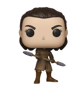 Arya Stark (w/ Two-Headed Spear) 79