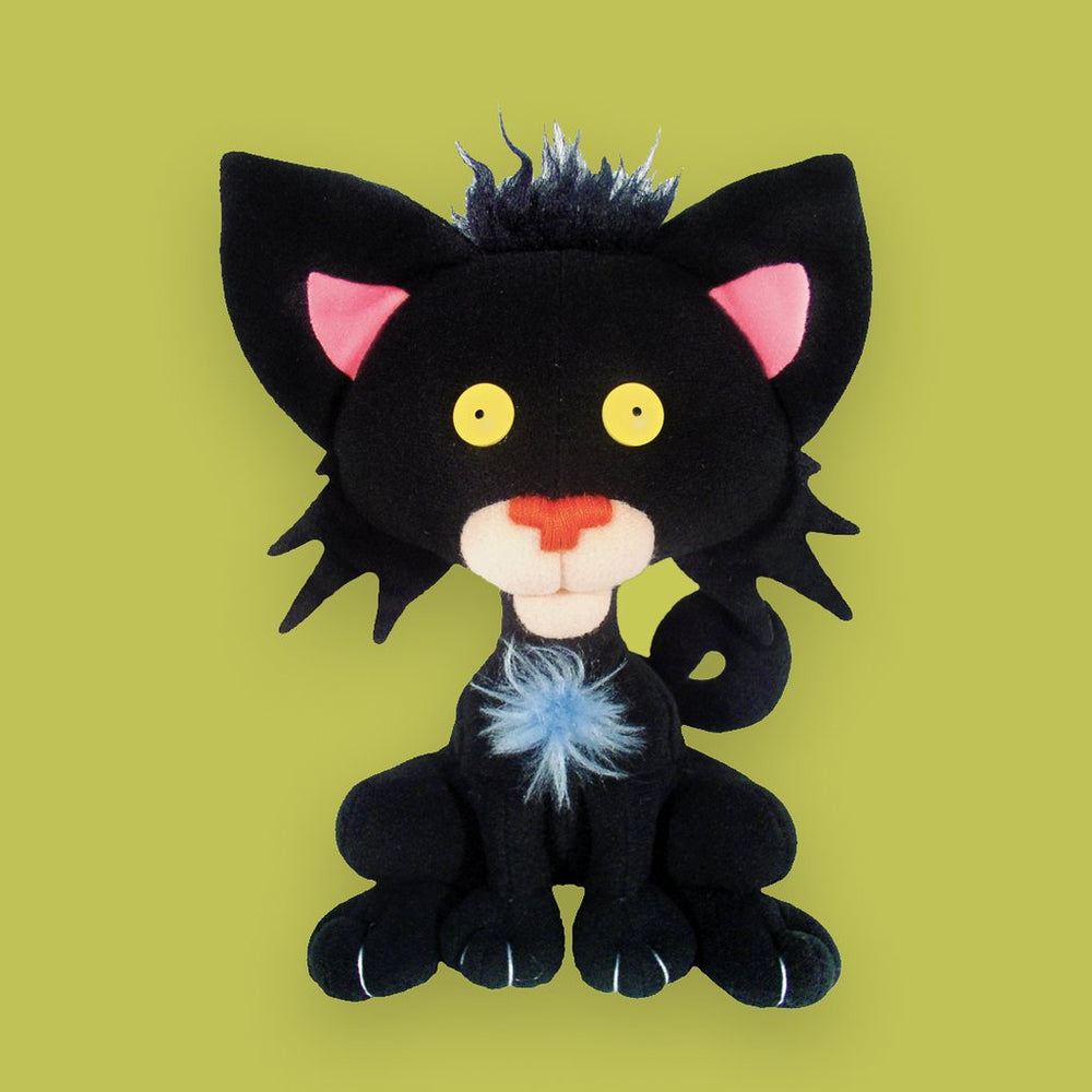 Bad Kitty Plush