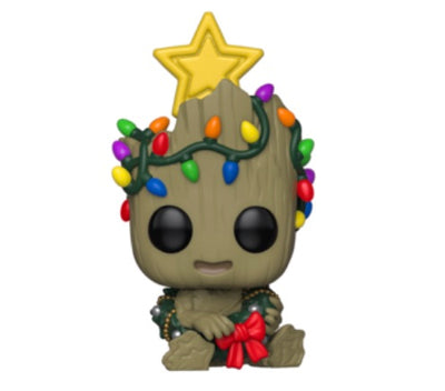 Groot (Toddler with Lights) Holiday 530