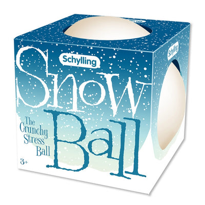 NeeDoh Snow ball