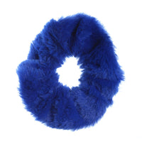 Watchitude Fuzz'd Scrunchie, BLUEBERRY Collectible, Limited Edition