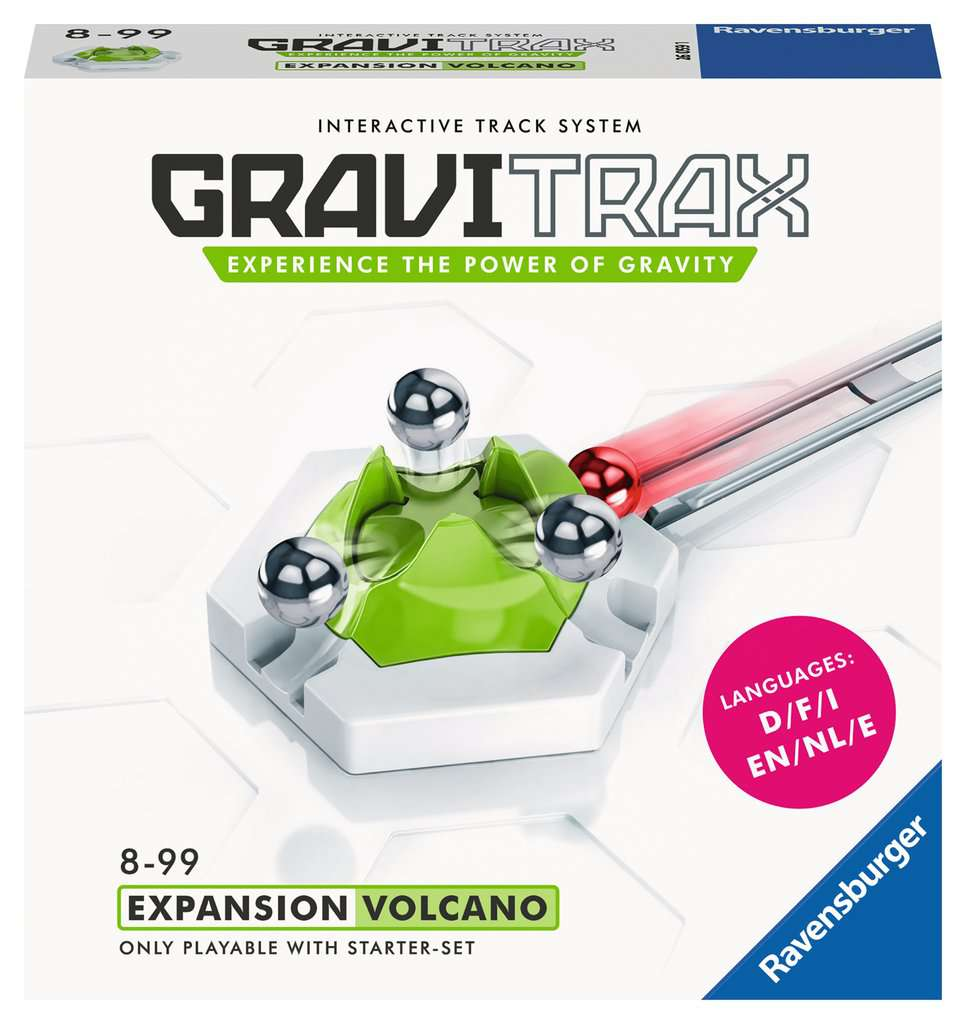 GraviTrax Volcano Expansion