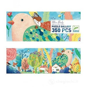 Puzzle Gallery Miss Birdy 350 pcs puzzle