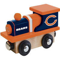 CHICAGO BEARS SPORTS TOY TRAIN ENGINE