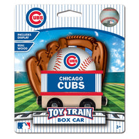 CHICAGO CUBS MLB BOX CAR TRAINS