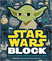 Star Wars Block: Over 100 Words Every Fan Should Know a BLOCK BOOK