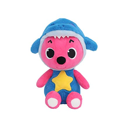 Pinkfong shark suit