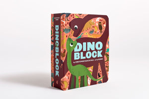 Dinoblock a BLOCK BOOK