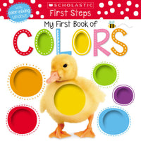 Scholastic Early Learners: My First Book of Colors