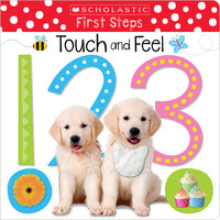 Scholastic Early Learners: Touch and Feel 123