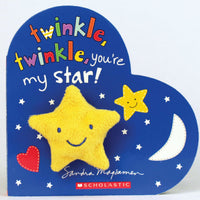 Twinkle, Twinkle, You're My Star