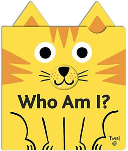 Who Am I? - Board Book