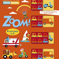 Zoom! Board Book