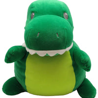 Cuddle Pals Round Large T-Rex 10""