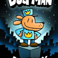 Dog Man Book