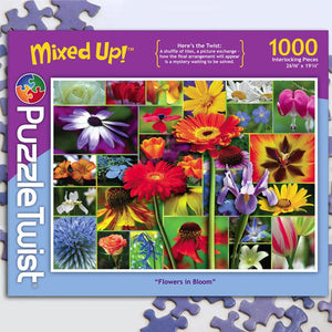 Flowers in Bloom 1000 pc