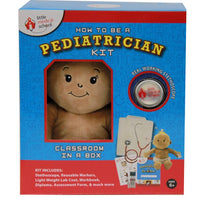 HOW TO BE A PEDIATRICIAN KIT