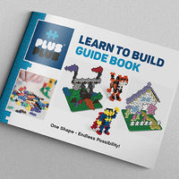 PLUS PLUS Learn to Build - Pastel