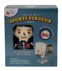 HOW TO BE A SPORTS SURGEON KIT