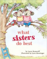 What Sisters Do Best - Board Book