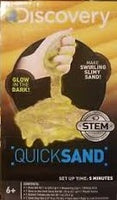 Discovery Glow in the Dark Quicksand