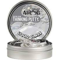 LIQUID GLASS CRYSTAL CLEAR THINKING PUTTY