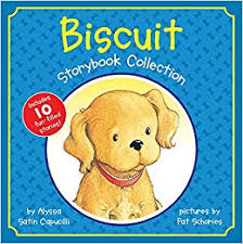 Biscuit the Little Yellow Puppy Book
