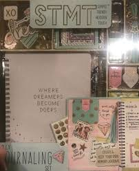 Simple Trendy Modern Touch Journal New